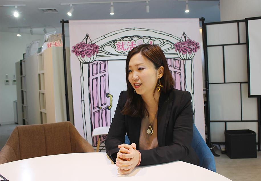 キャリア美人株式会社廣岡さんの写真