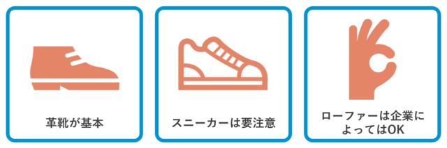 オフィスカジュアルでおすすめの靴(男性編)