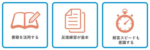 CUBIC適性検査の対策方法