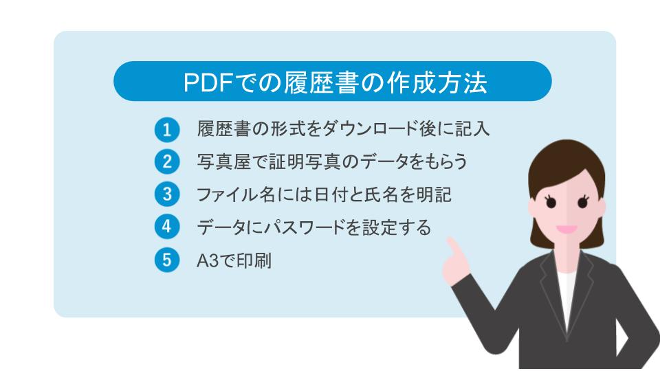 履歴 書 pdf
